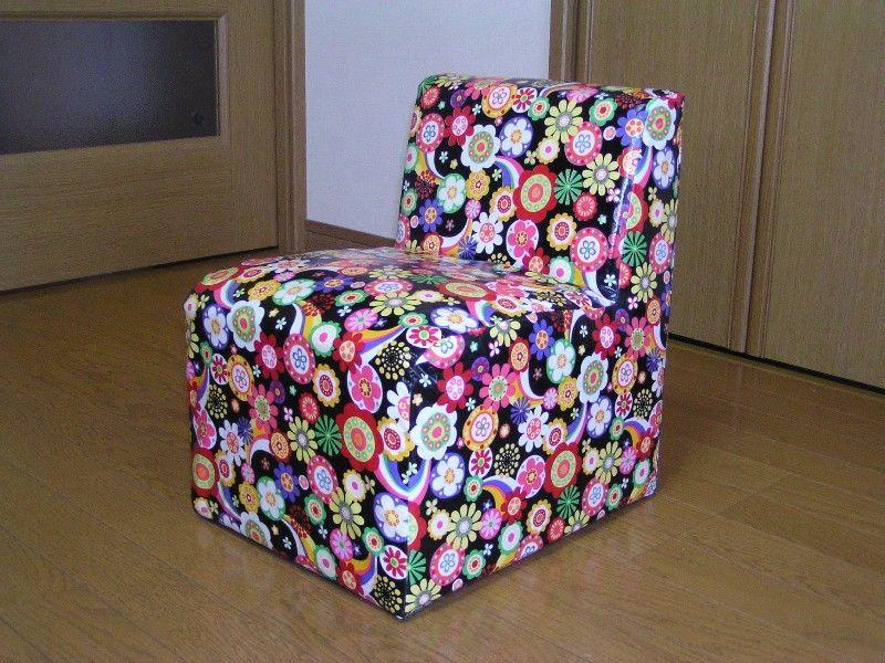 大橋 3月4記事目 カルトナージュ関連1 リユース&エコをカルトナージュで! 牛乳パックで楽しむ、こども用椅子作り♪