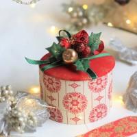 クリスマスこそ、カルトナージュで演出を ~作品集~